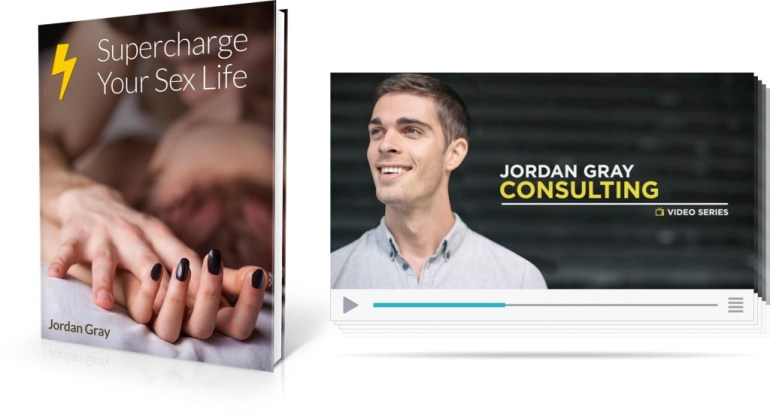 supercharge book and video series1 1024x549 - Jordan Gray – SuperCharge Your Sex Life