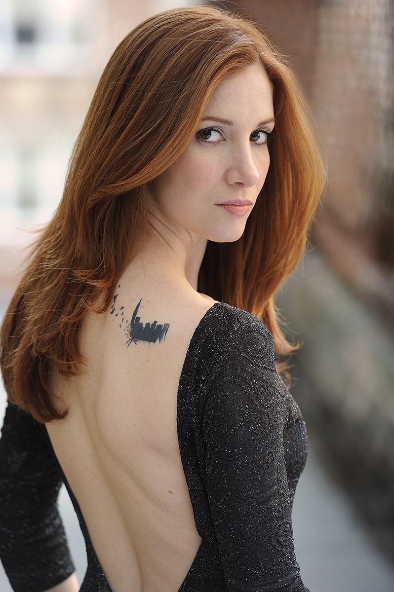 Rachel Demarco  Actor Headshots  Jordan Matter