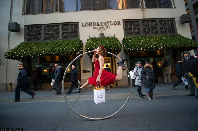Jordan Matter Photography  New York Headshot Comp Card Fashion  Wedding Photographer