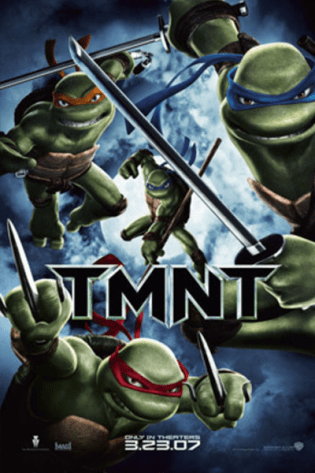 TMNT ~ Teenage Mutant Ninja Turtles