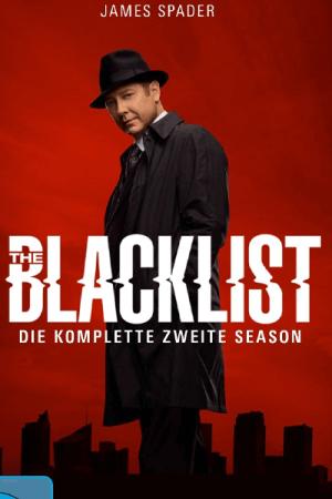 The Blacklist ~ Staffel 2
