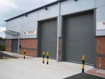 Industrial Doors 4