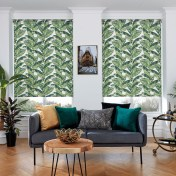 Roller blinds category page and drop own pic