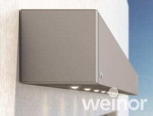 Weinor Folding Arm Awnings 16 (Kubata Cassette Box)