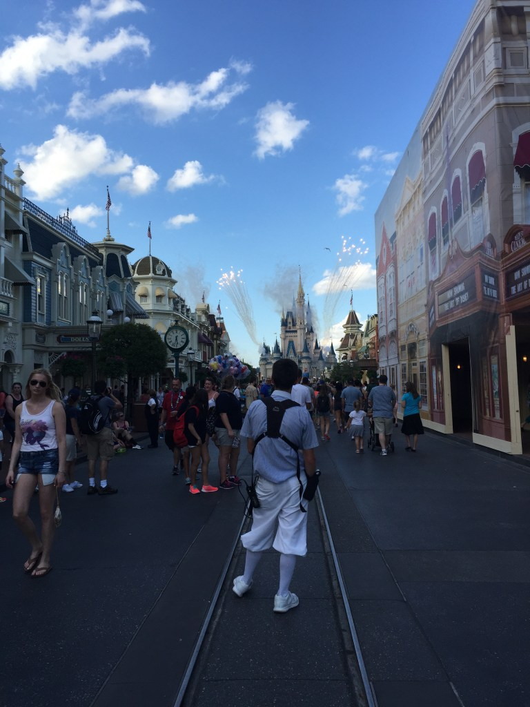 The Happiest Place On Earth