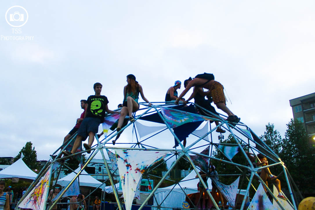 The Hat Logic - Imagine Music Festival Day 2, The Most-Deafening, and Epic Labor Day Weekend Ever