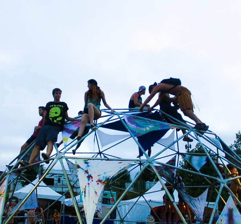The Hat Logic - Imagine Music Festival Day 2