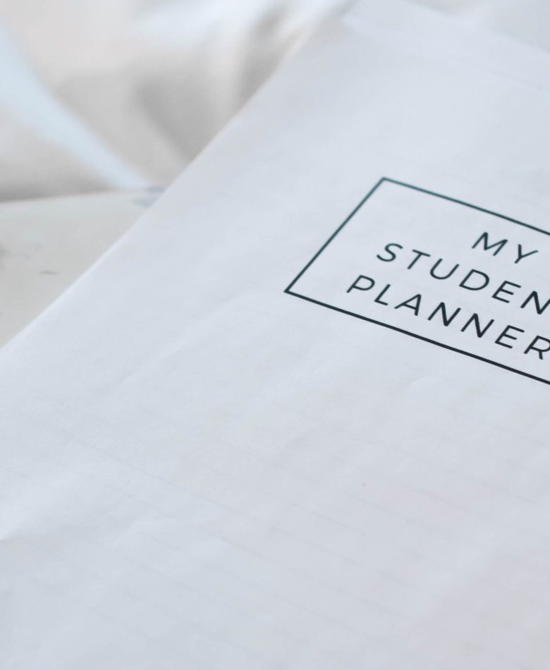 Jordan Taylor C - Getting My Life Together w/ The Ultimate Student Planner