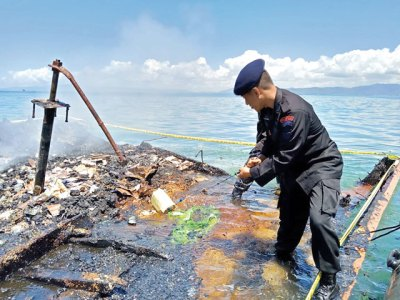 Seven killed in Indonesia ferry accident | Jordan Times