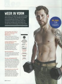 Tim Haars Men's Health 1
