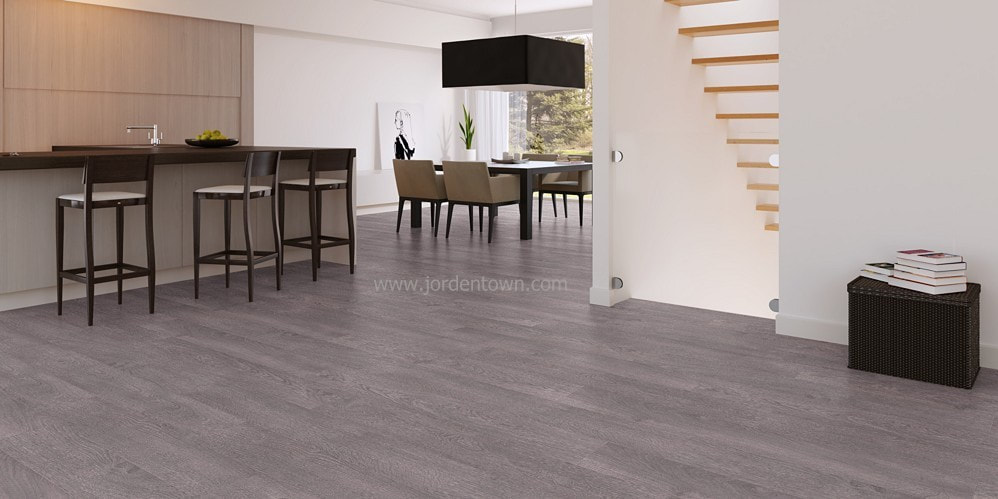 UE1388 灰色老橡木 - 喬登城地板