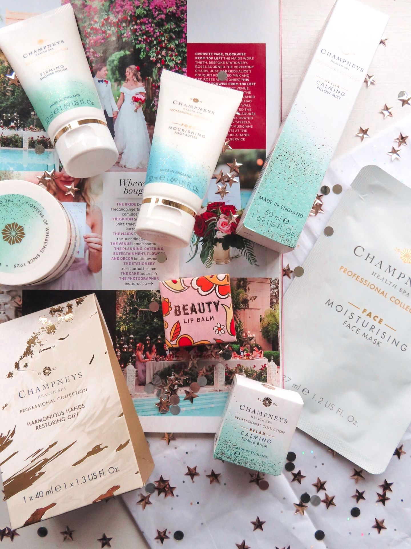 Champneys gifts