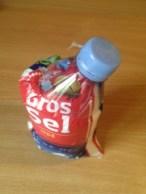 Bec verseur bouteille plastique (fermé)