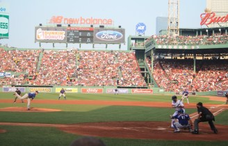 Texas - Boston Red Sox