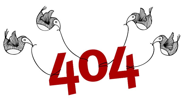pagina de error 404 personalizada