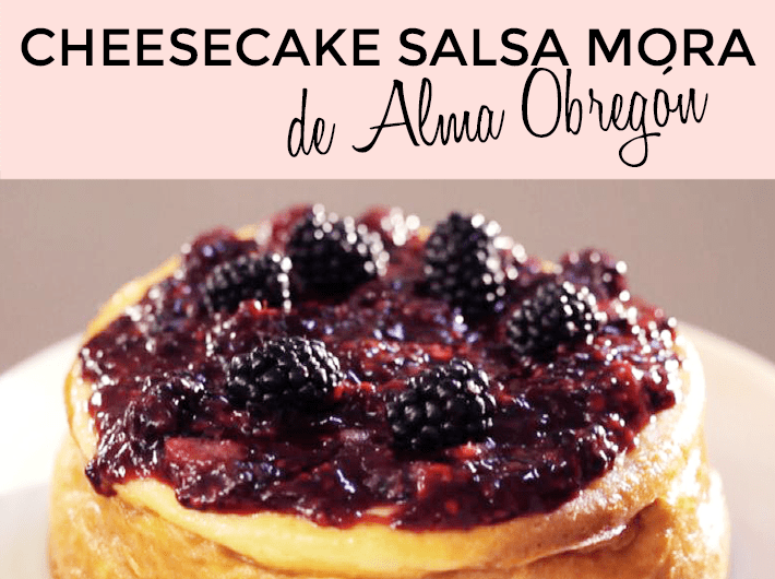 cheesecake alma obregon