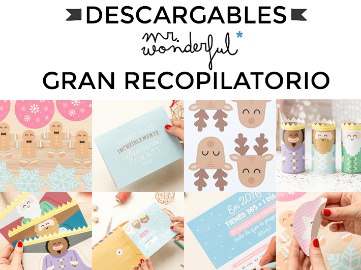 mr wonderful descargables