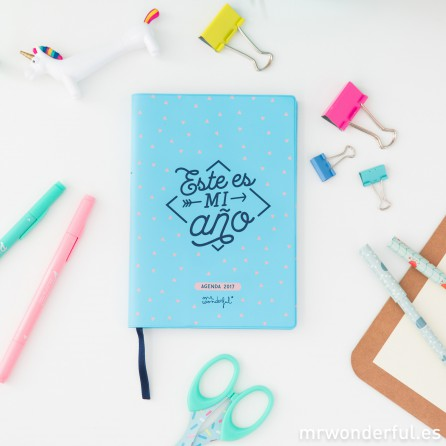 agendas mr wonderful