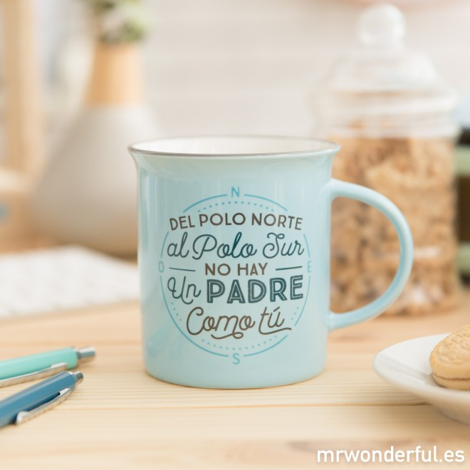 tazas mr wonderful