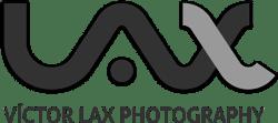 mejor fotografo de bodas del mundo logotipo victor lax