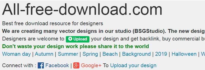 vectores gratis all free download