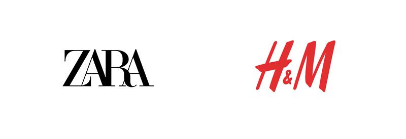 logos de tiendas de ropa