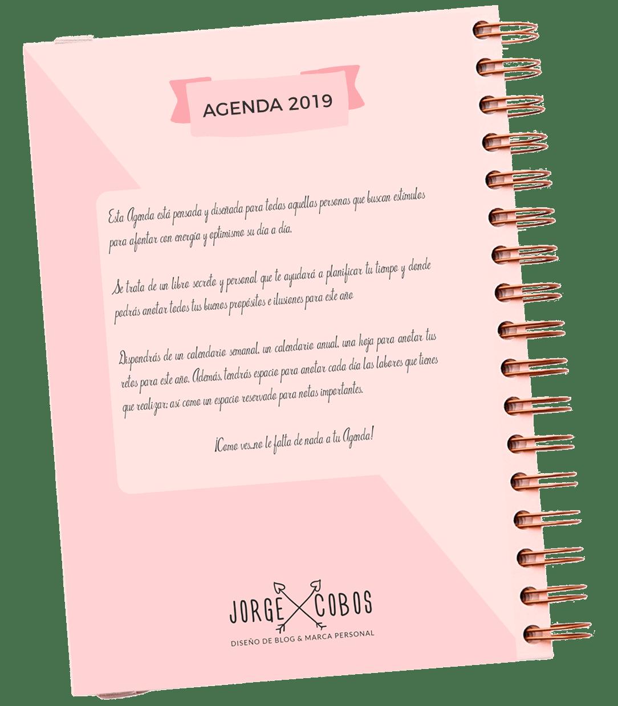agenda para imprimir 2017