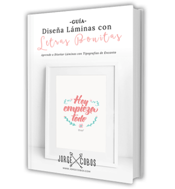 Guía Diseña Láminas con Letras Bonitas