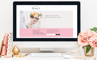 Diseño de Blog Iníciate