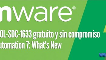 VMware: Nuevos Hands-on Labs - Introduction to vRealize Network