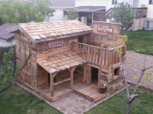 Build With Pallets