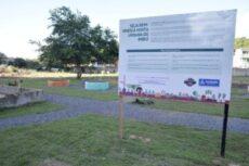 Prefeitura de Salvador inaugura a primeira horta comunitária de 2020, no bairro Imbuí