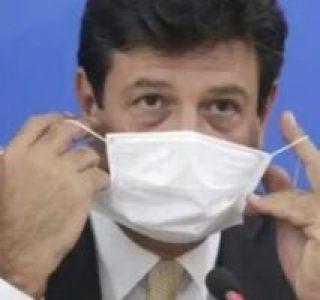 Tutorial do Ministério da Saúde -Como fazer máscara caseira