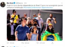 """BOLSONARO """"DECRETA"""" GUERRA CIVIL"""