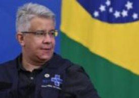 Secretário de Vigilância do Ministério da Saúde anuncia saída do cargo