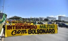 """Grupo paramilitar """"Os 300"""" planeja invadir Congresso e o STF"""