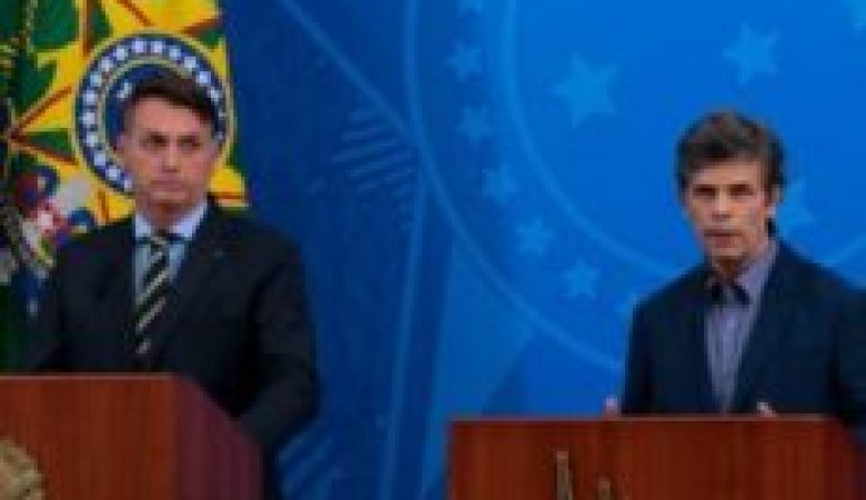 Troca do ministro da saúde não altera o conflito: Bolsonaro a favor do fim do isolamento, Teich é contra