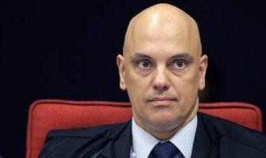Ministro Alexandre de Moraes responde as ofensas de Bolsonaro ao STF