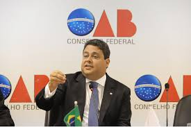 Presidente da OAB critica discurso de Bolsonaro