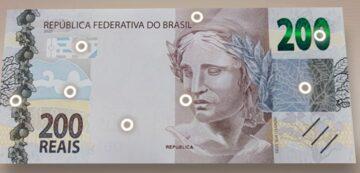 A nova cédula de R$ 200,00 - Informações do Banco Central