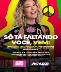 Salvador ganha destaque em final latino-americana de game musical