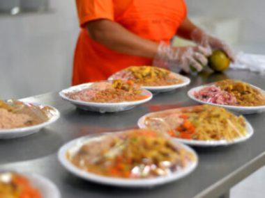 Salvador - Restaurantes populares reabrem com refeiçoes gratuitas