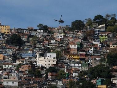 Milícias controlam ruas de mais de 20% dos bairros do Grande Rio
