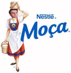 Bolsonaro gastou R$ 15 milhões com leite moça