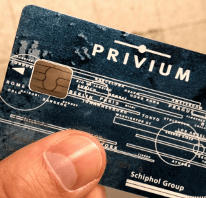 Privium Basic Card