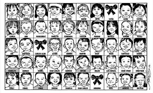 Cincuenta víctimas - Hernández