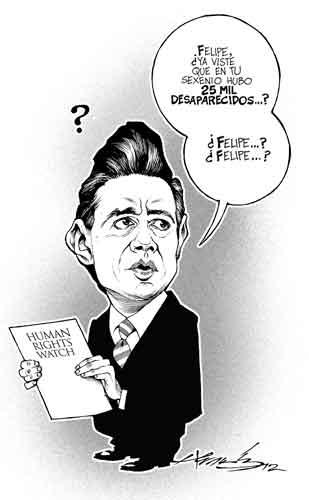 Esfumándose - Hernández