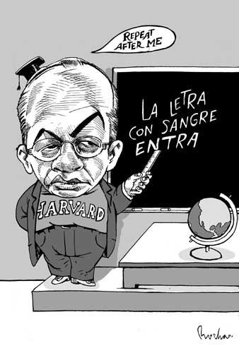 Plan de estudios El Bueno - Rocha