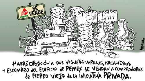 Primera privatización - Magú