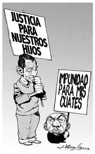 Cuatro años después - Hernández